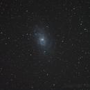 M33,                                Alnitak2009
