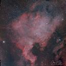 NGC7000 North America Nebula,                                millerch75