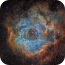 NGC2244 - SHO,                                Alexandre Itic
