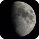 Waxing Gibbous Moon,                                Ryan Kinnett