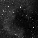 NGC 7000 (particolare),                                Claudio Giordani