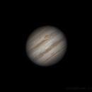 Jupiter am14.02.2015 ,  Animation,                                Joschi