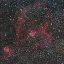 Heart Nebula,                                Ryan Betts