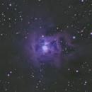 Iris Nebula from Portal AZ,                                Chris W