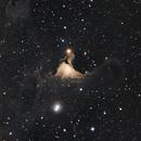 The Ghost Nebula - Sharples 2-136,                                Peter Goodhew