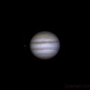 Jupiter 10 février 2015,                                ccommeca