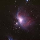 M42 - KAF8300C First Light,                                MarcoPaolilli