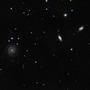 NGC 2857, NGC 2856 and NGC 2854,                                Bob Stevenson