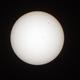 Sonne mit 2740/41 Sunspot,                                Anton