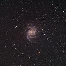 Fireworks Galaxy - NGC 6946,                                Johannes D. Clausen
