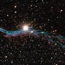 NGC 6960 - NEBULOSA DO VÉU DO OESTE,                                Irineu Felippe de Abreu Filho