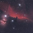 Horsehead Nebula,                                Qwiati