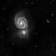 The Whirlpool Galaxy,                                Vencislav Krumov