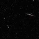 NGC 4631 und NGC4656,                                RalfThielenPicart