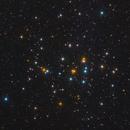 M44 The Beehive Clusters,                                Kasra Karimi