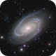 M81 Bode's Nebula,                                Mark Wetzel