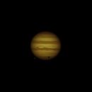 Jupiter and Callisto,                                Didier FOURNIL