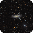 NGC 3137 With Interacting Galaxies,                                Russ Carpenter