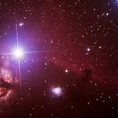 IC434 - Nébuleuse de la Tête de Cheval,                                Remi