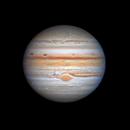 Jupiter 2021-09-10 13:36UT,                                David Cheng