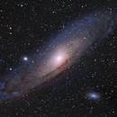 M31 LRGB Final,                                CG Anderson