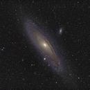 M31 Andromeda Galaxy,                                Idahoman