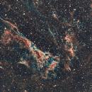 NGC 6979 - Pickering's Triangle in HOO,                                Ben Kerlik