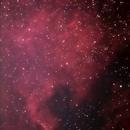 NGC 7000,                                MartinFournier
