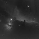 Horsehead nebula,                                Pawel Turek