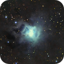 NGC7023,                                Patric Benedetti