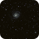 Messier 101 Widefield,                                Jon Stewart