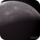 Animation - ISS and Lunar Transit July 3rd, 2021,                                astro_rocketeer