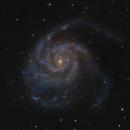 "M101 con Dobson 8"",                                Lakar"
