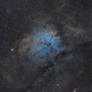 NGC6820 Hubble Palette,                                Alexander Voigt