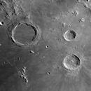 Crateri Archimedes, Autolycus e Aristillus, 24 dicembre 2020,                                Giuseppe Nicosia