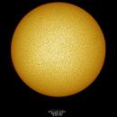 Solar Disc, HA, 03-24-2019,                                Martin (Marty) Wise
