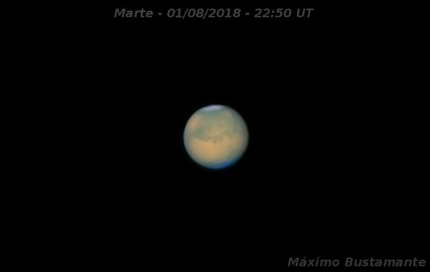 Mars (01-08-2018),                                Máximo Bustamante