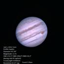 Jupiter with Great Red Spot,                                ks_observer