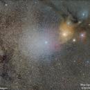 Rho Ophiuchi Complex #7,                                Molly Wakeling