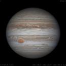 Jupiter - 2016/03/19 05:39 UTC,                                Chappel Astro