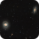 M77 and NGC1055,                                Mark Holbrook