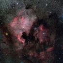 NGC700 & IC 5067 & IC5070,                                Roberto Barcellona