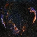 Veil Nebula,                                Alex