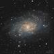 Messier N°33,                                -Amenophis-
