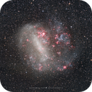 Large Magellanic Cloud - HaLRGB,                                AstroTanja