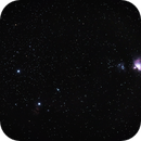 Orion's Belt and Sword,                                Pete Quintanilla