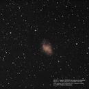 M1 Crab Nebula,                                Rauno Päivinen