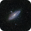 M 31 - Galassia di Andromeda,                                Peppe.ct