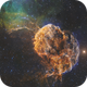 The Jellyfish Nebula,                                Sinan Arkin