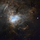NGC 1491,                                Steven Marx